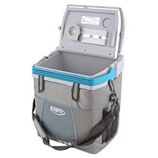 Автохолодильник Ezetil ESC 21 Sun&Fun (12V) серый