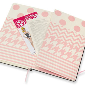 Блокнот Moleskine Barbie Limited Edition