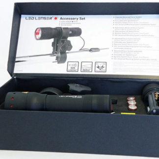 Фонарь светодиодный с креплением LED Lenser P7.2N