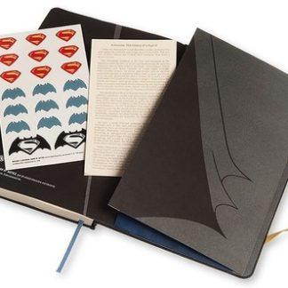 Блокнот Moleskine Batman vs Superman Large Limited Edition