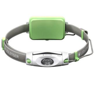 Фонарь светодиодный налобный LED Lenser NEO4 зеленый
