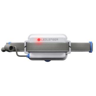 Фонарь светодиодный налобный LED Lenser NEO6R синий