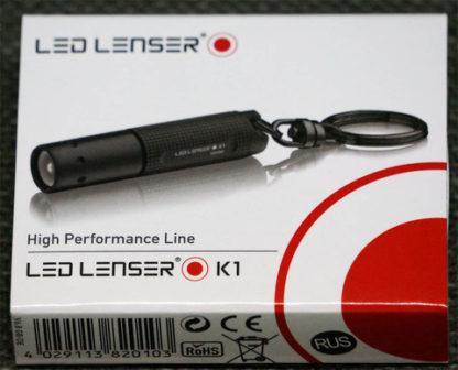 Фонарь светодиодный LED Lenser K1