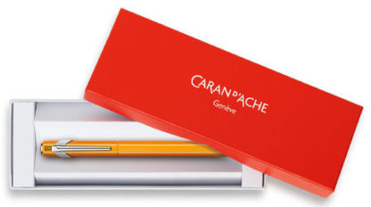 Carandache Office 849 Fluo - Yellow Green Fluo