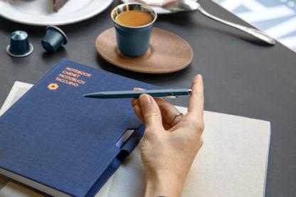Carandache Office Nespresso - Blue Darkhan