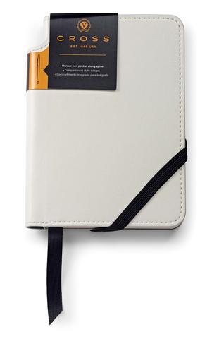 Записная книжка Cross Journal White