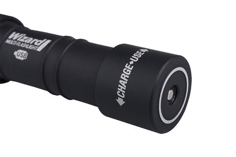Мультифонарь светодиодный Armytek Wizard v3 Magnet USB+18650