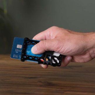 Карманный инструмент Nite Ize FinancialTool RFID стальной