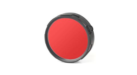 Olight FM20-R фильтр (красный)