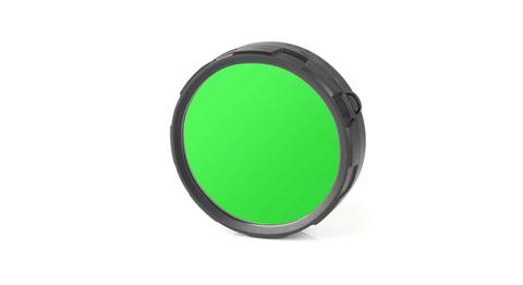 Olight FM20-G фильтр (зеленый)