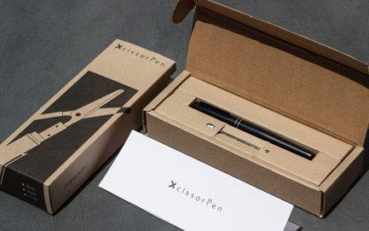 Мультитул Mininch Xcissor Pen full серебристый