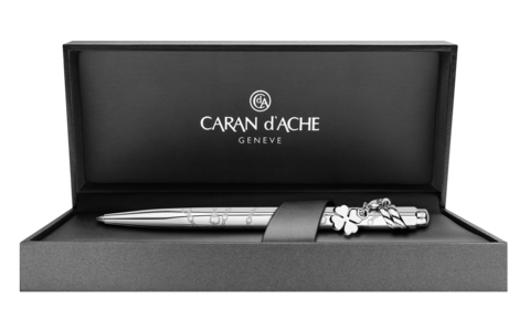 Carandache Ecridor - Mademoiselle PC Clover Charm