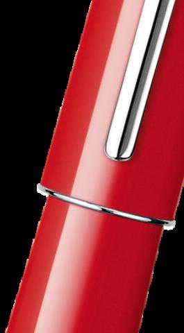 Carandache Leman - Scarlet Red Lacquer SP