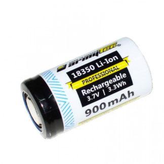 Аккумулятор незащищенный Armytek 18350 Li-Ion 900 мАч