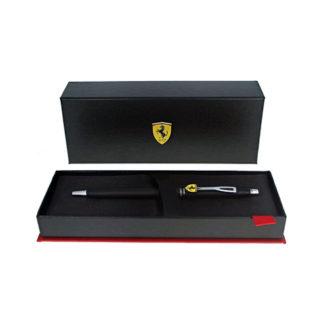 Cross Classic Century - Ferrari Matte Black Lacquer/Chrome