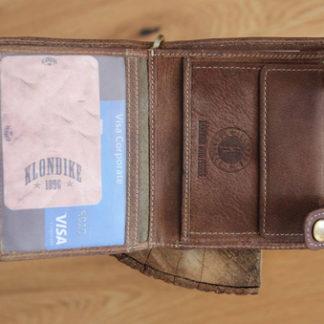 Бумажник Klondike «Tim Bike»