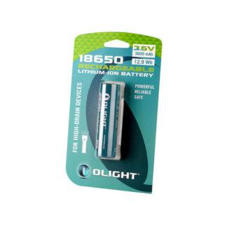 Аккумулятор Li-ion Olight ORB-186P36 18650 3